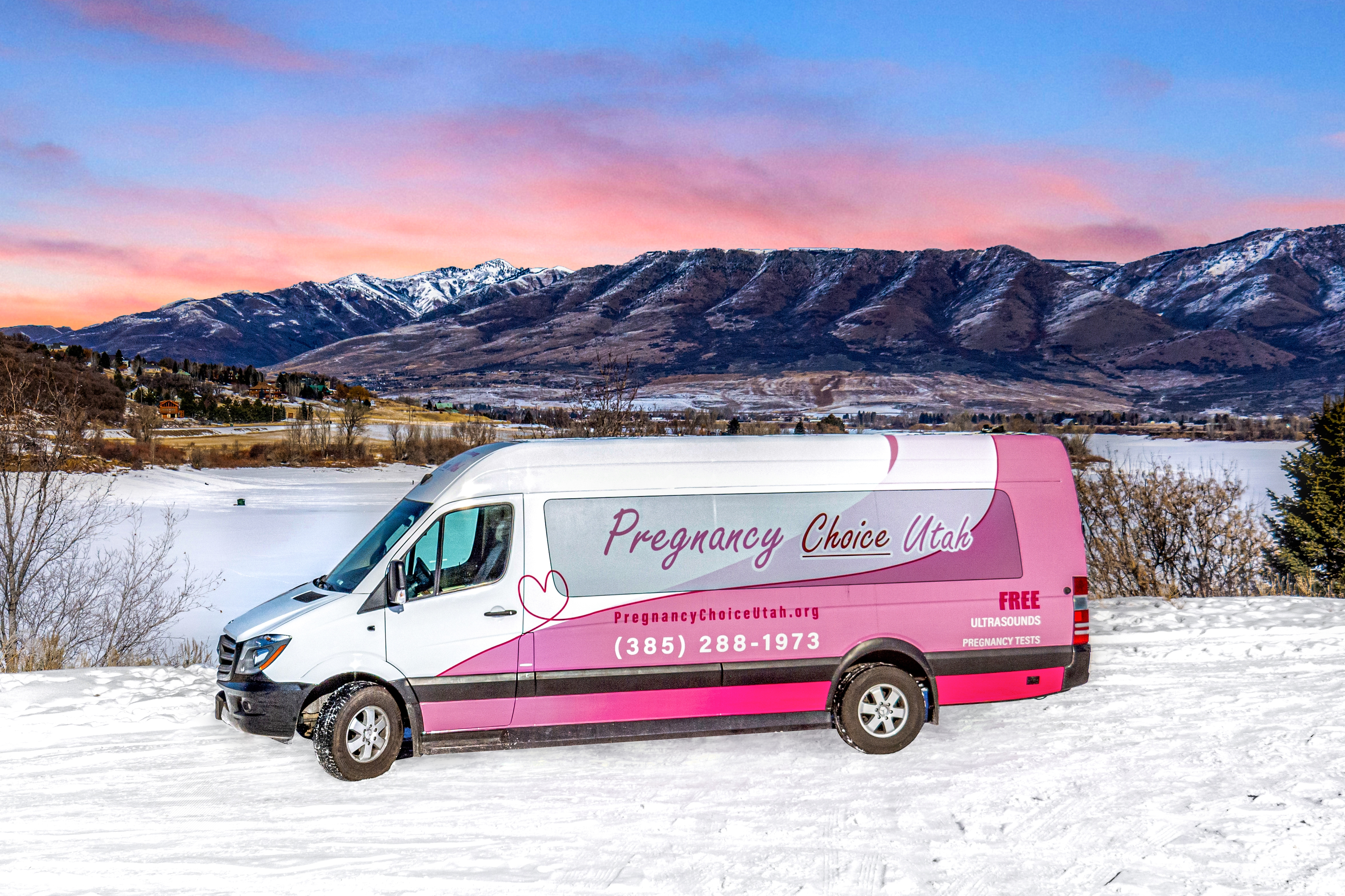Pro-Life Utah Announces the Grand Opening of a Mobile Ultrasound Clinic!